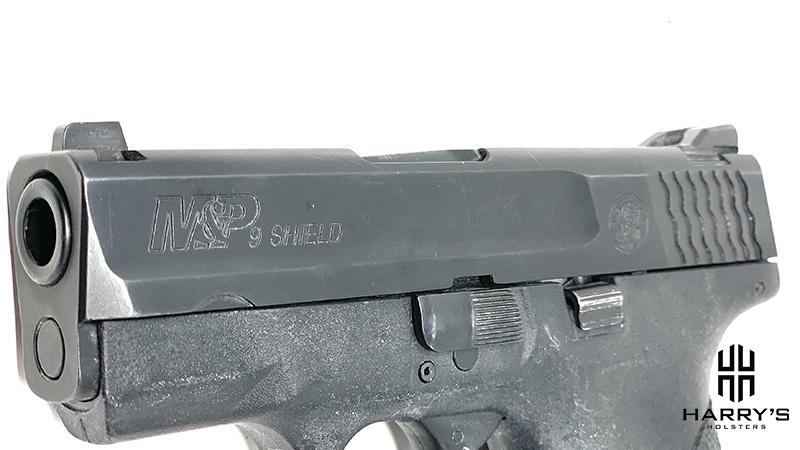 Glock 19 vs SW Shield slide
