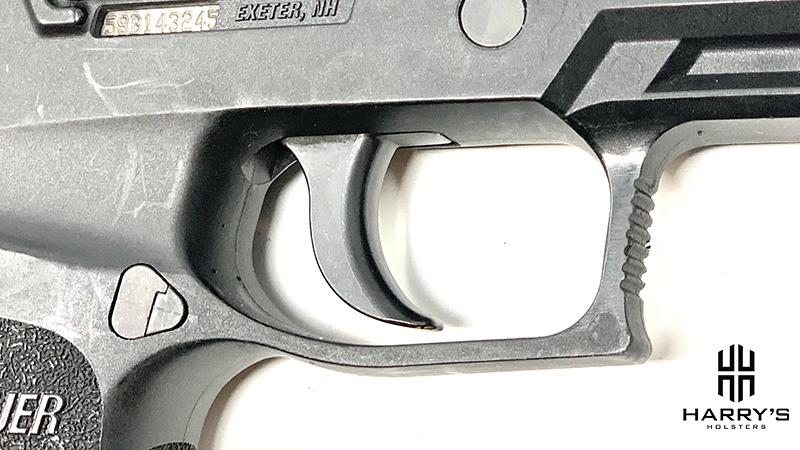 HK P30 vs Sig P320 trigger