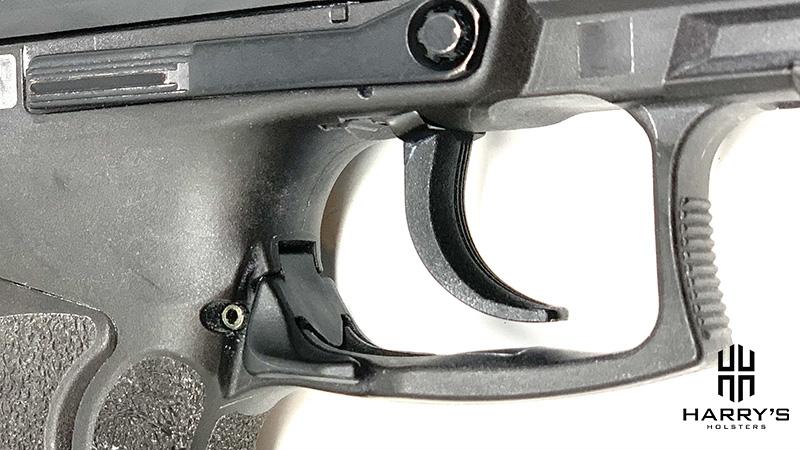 HK VP9 vs P30 trigger