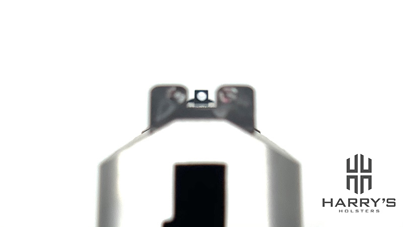 Sccy CPX1 Sight Picture