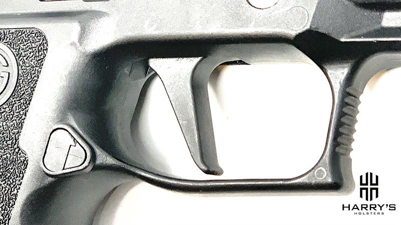 Sig P320 X Carry vs Sig P320 X Compact trigger