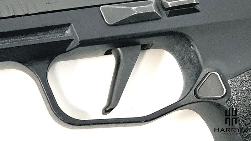 Sig P365XL vs Springfield Hellcat sig trigger