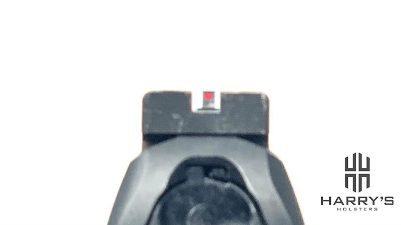 Walther PPQ M2 sight picture