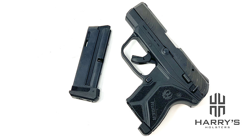 Ruger LCP2 Lite with Magazine