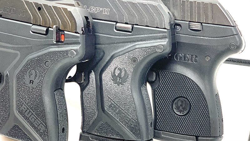 Ruger LCP vs LCP 2 Safety