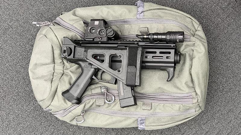 CZ Scorpion Micro Backpack