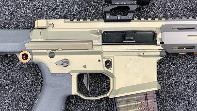 Honey Badger Pistol Overview Right