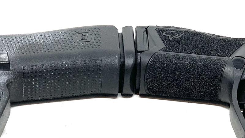 Glock 43x vs Taurus GX4 Frontstrap