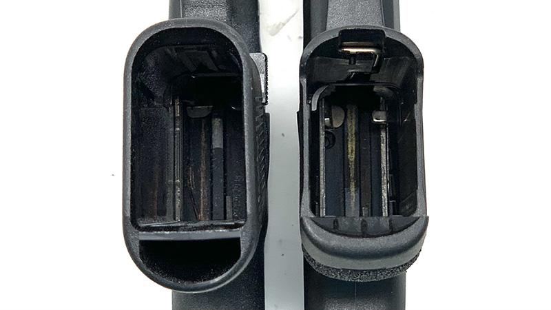 Glock 43x vs Taurus GX4 Magwell