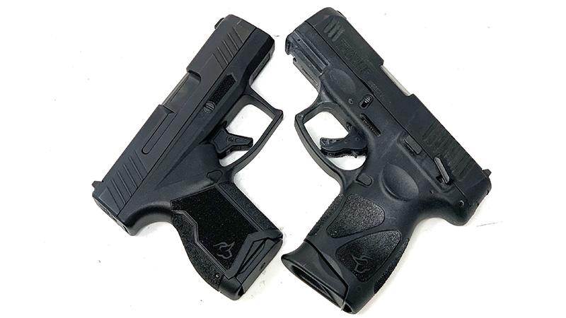 Taurus G3c vs GX4 X