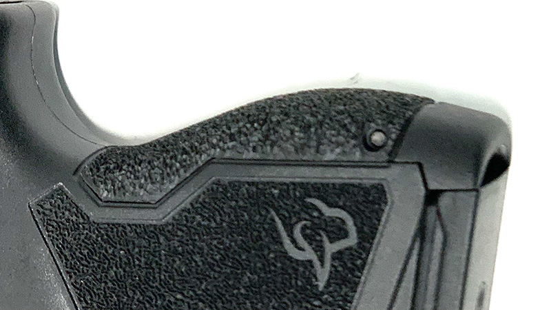 Taurus GX4 Review Removeable Backstrap