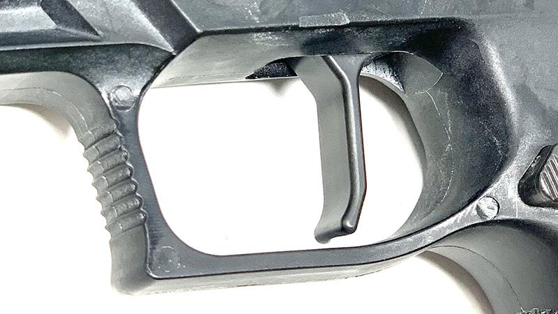 Sig P320 Flat Trigger vs Apex Apex Front Front Angle