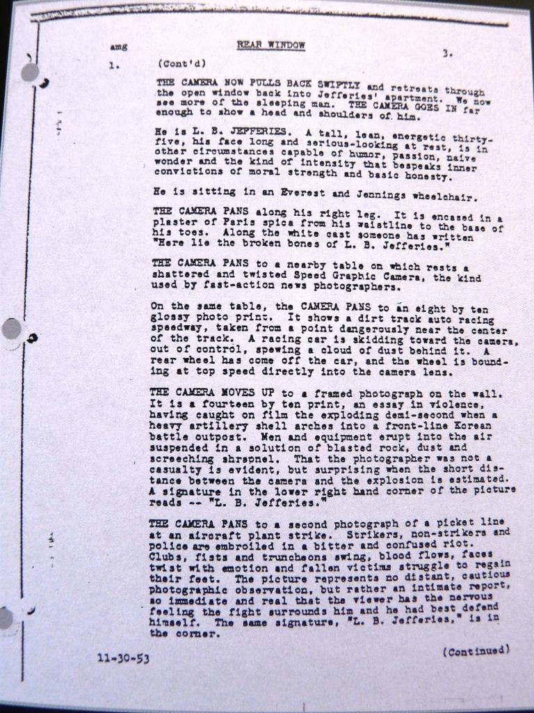 Exemple De Script De Film : exemple, script, Exemple, Scenario