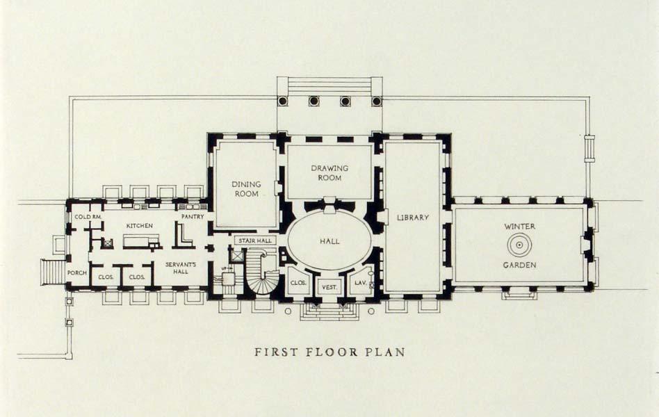 GEORGIAN HOME DESIGNS  Floor Plans
