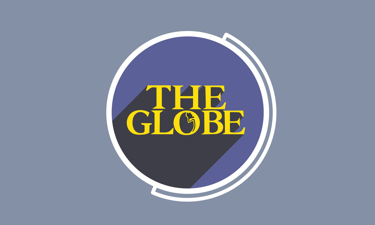 The Globe, Newcastle - Logo