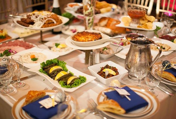 Tips For A Successful Wedding Menu Tasting