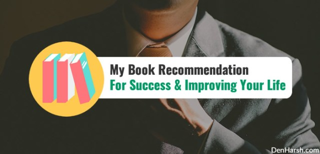 Book Recommendation For Success & Improving Life