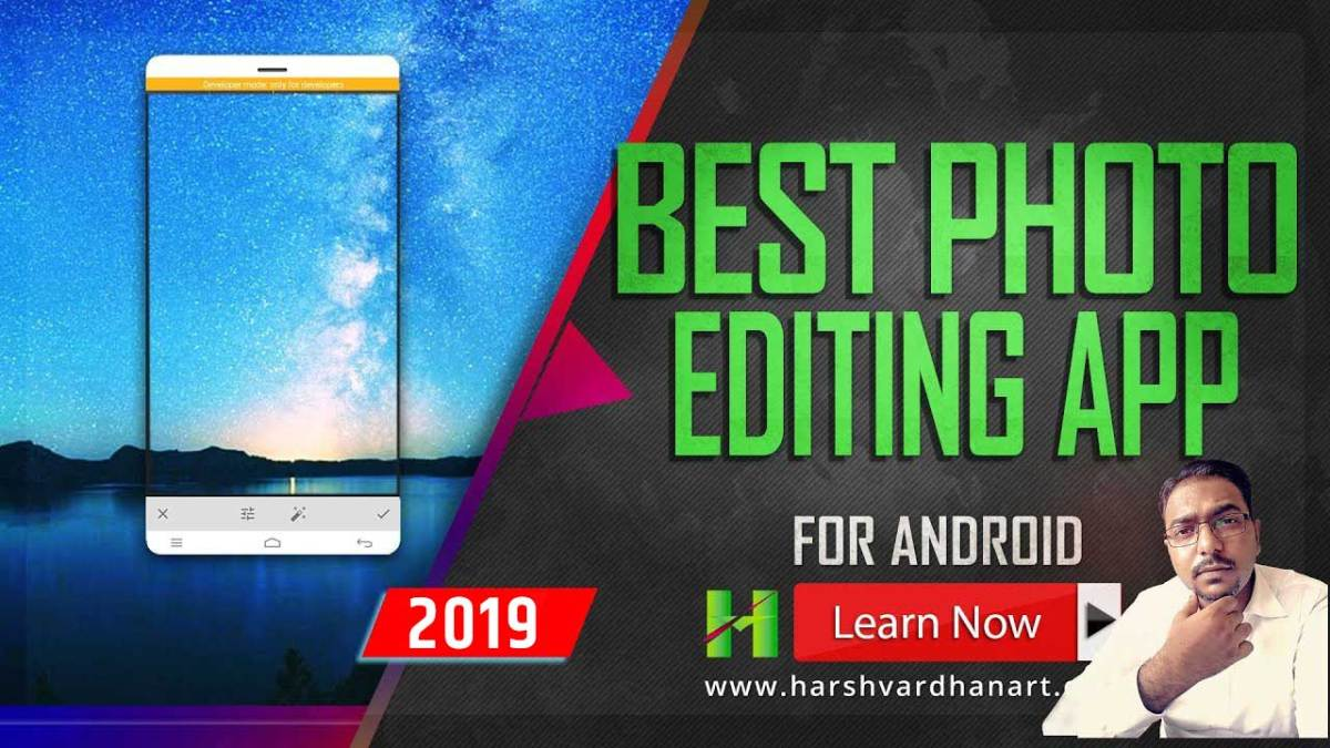 Best Photo Editing App for Android