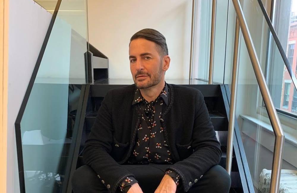 Marc Jacobs to receive MTV Fashion Trailblazer Award
