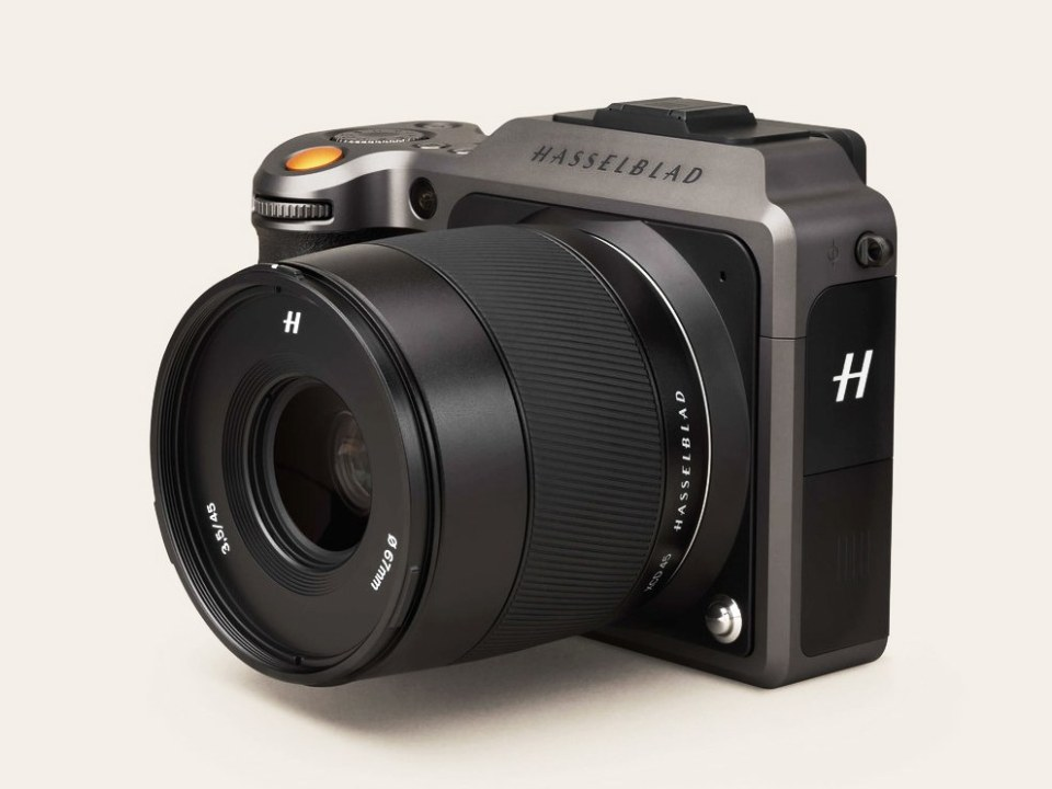 Review: Hasselblad X1D II