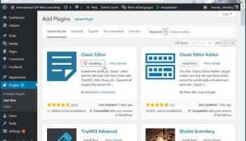 Guide to WordPress Widget