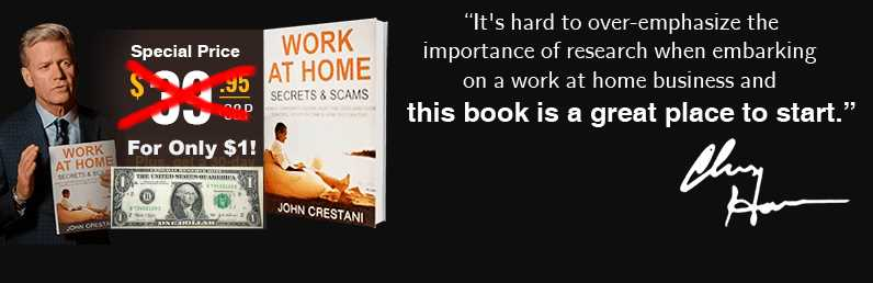 Work at Home Secrets 1