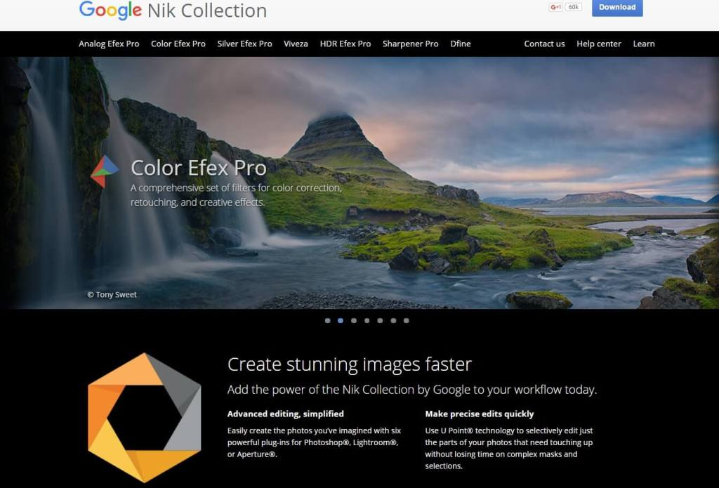download google nik collection
