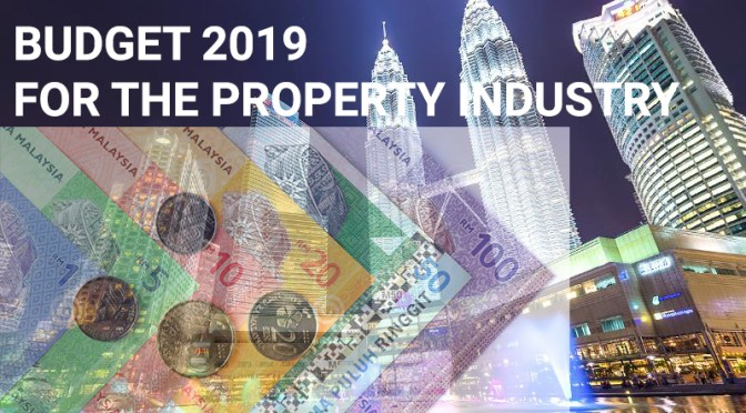 Highlights For Budget 2019 Relating To Property Industry