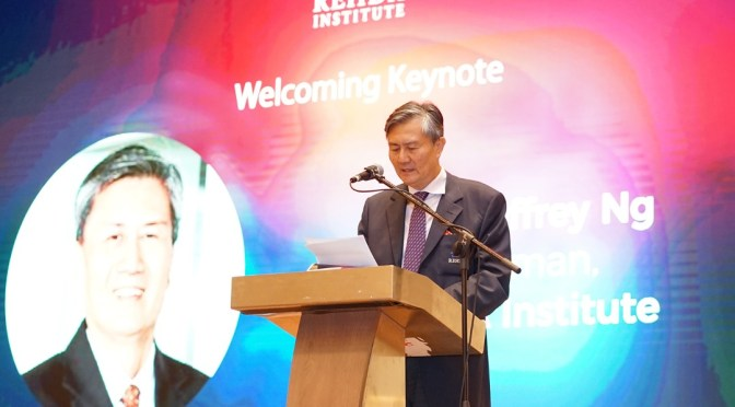 Dato' Jeffrey Ng Announces Master's Degree of Property Development Management in UTAR in collaboration with REHDA Institute