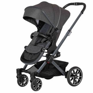 Hartan Mercedes-Benz stroller in Deep Sea