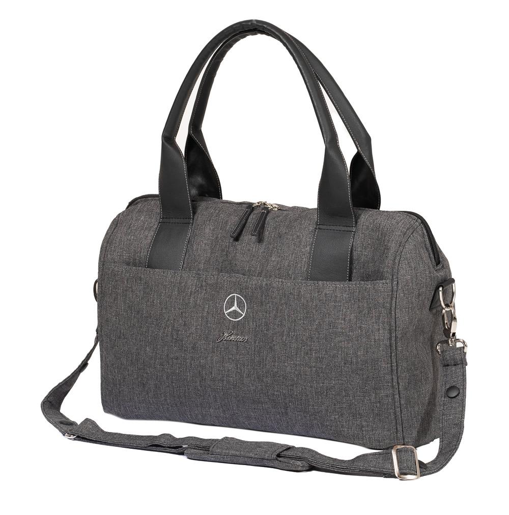 Hartan Mercedes-Benz changing bag in Deep Sea
