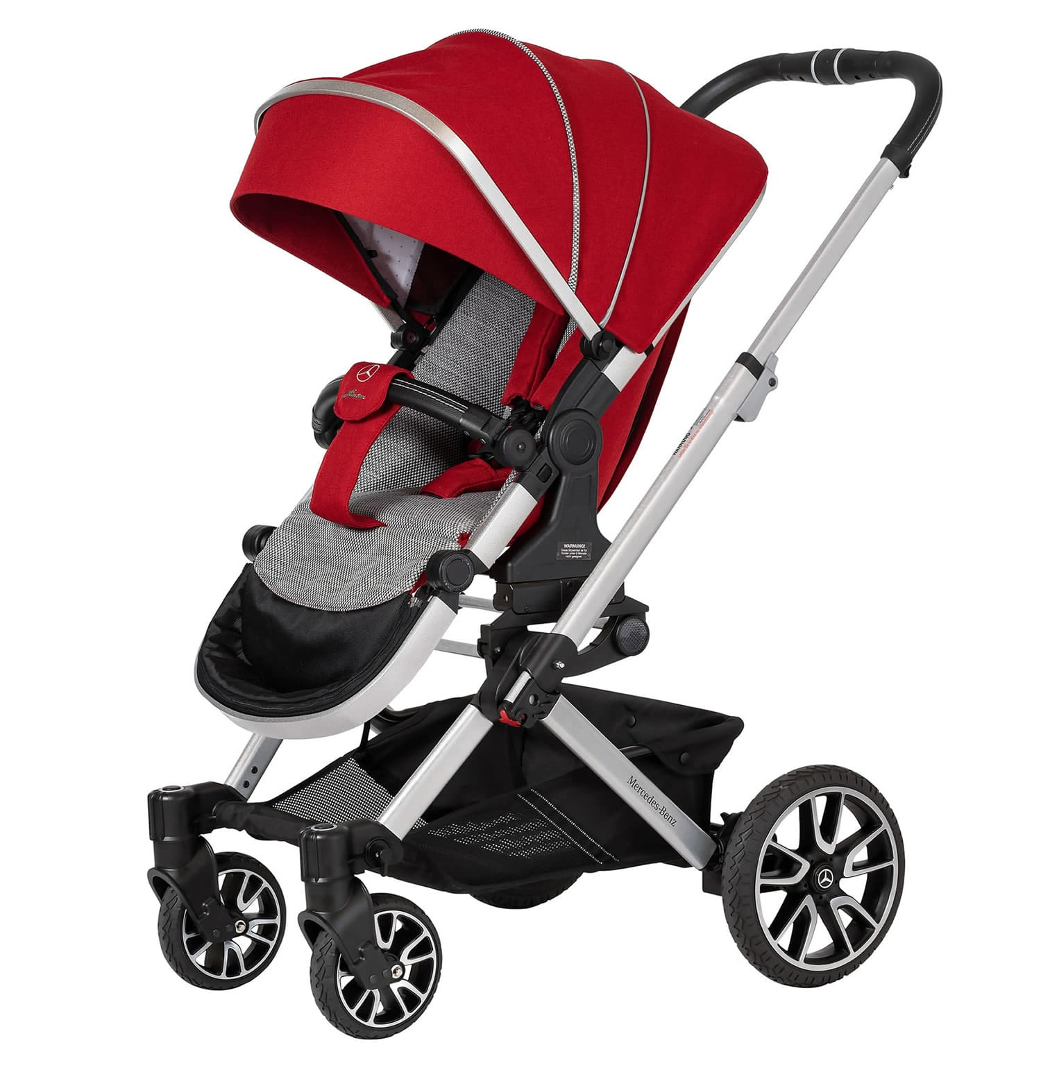 Hartan Mercedes-Benz stroller in Hyacinth