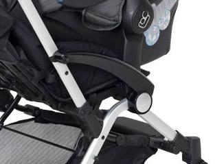 Bit car seat adaptor
