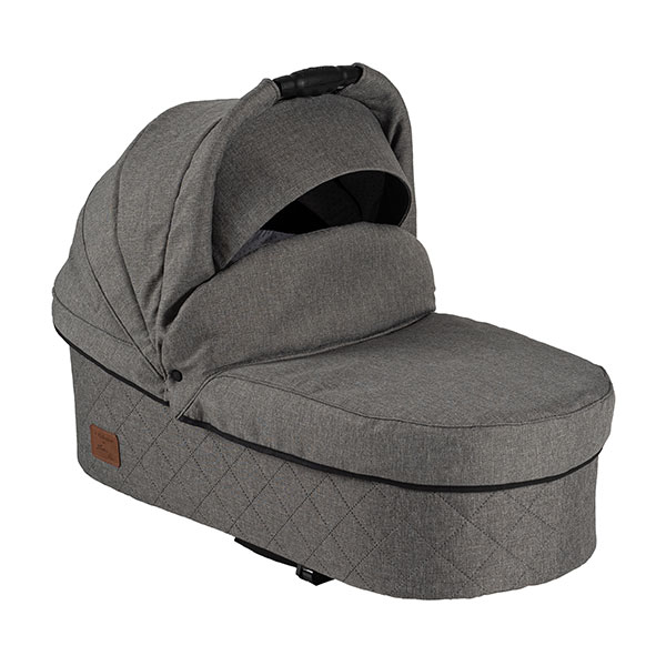 Two Select carrycot light grey