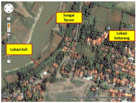 Rumah Djiaw Kie Siong, Rengasdengklok, Karawang, Jawa Barat.