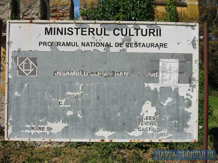 placuta ministerul culturii banloc