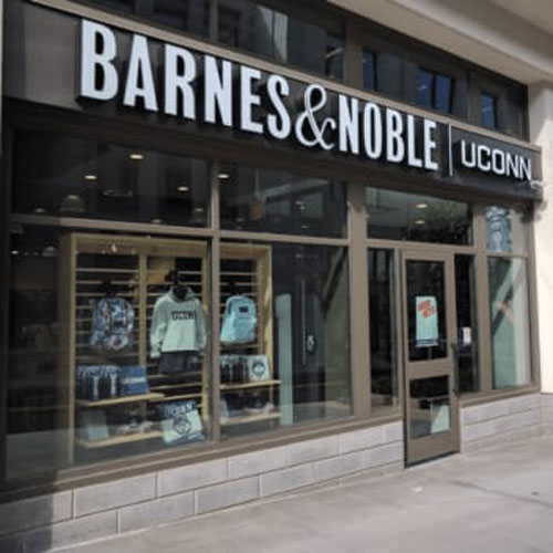 Barnes & Noble UConn Bookstore Hartford, CT