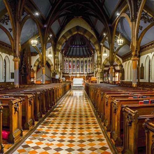 Church of the Good Shepherd Hartford, CT