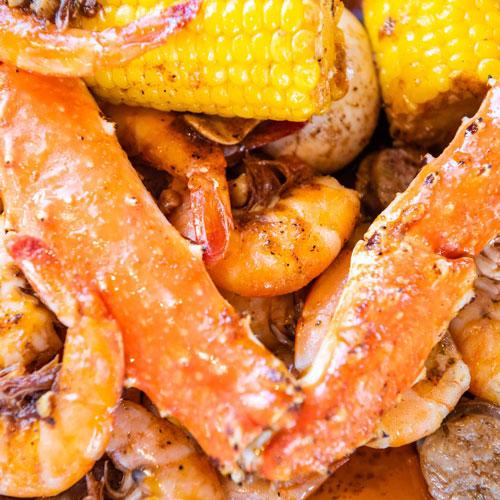 Chosen 1 Cajun Seafood Hartford, CT