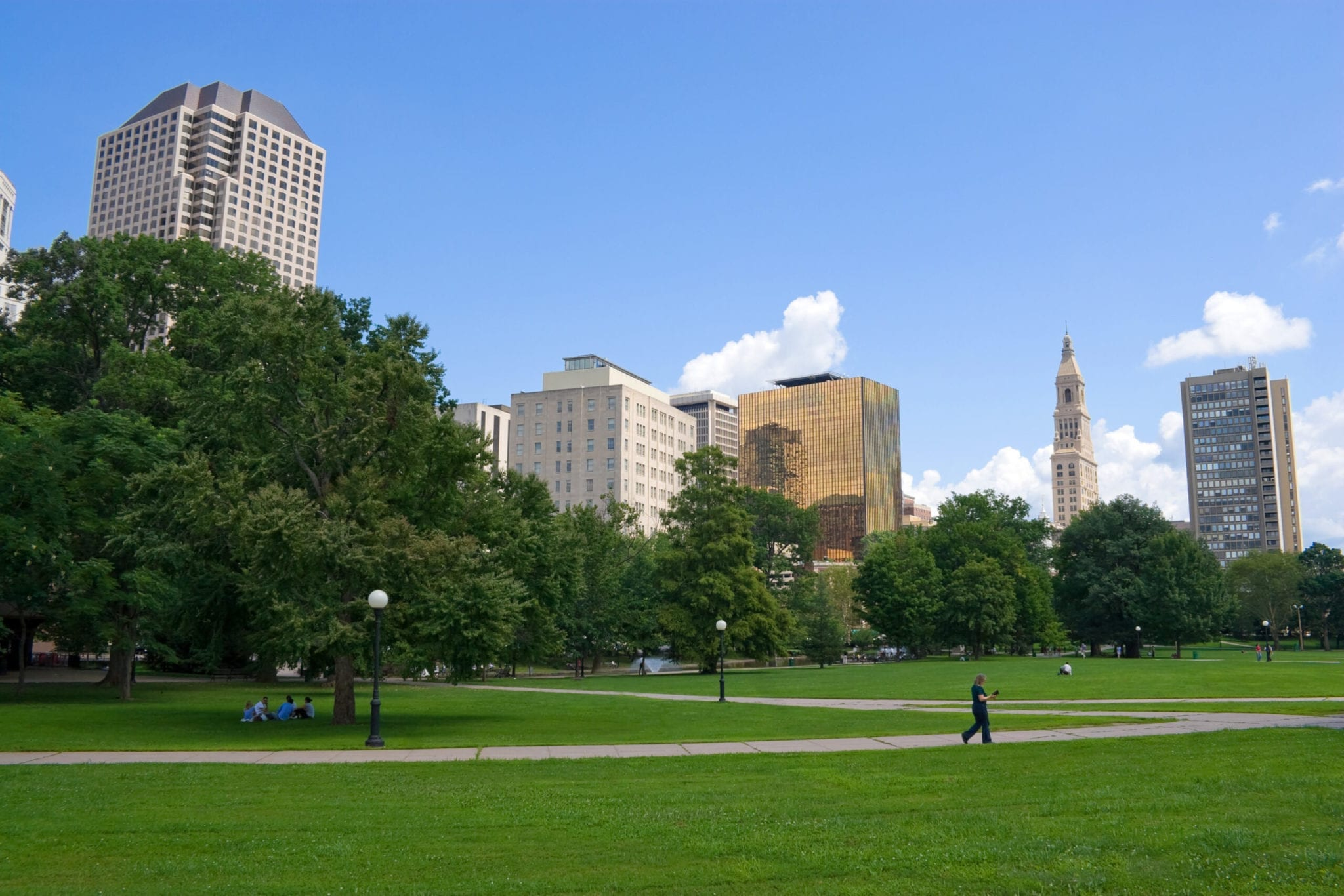 Bushnell Park Renovations