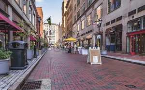 Pratt Street Redevelopment
