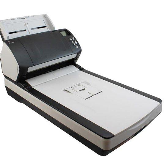 Fujitsu fi-7280 Scanner Rental - Hartford Technology Rental