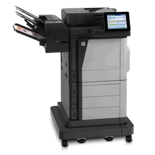 HP M680z Color Copier Rental - Hartford Technology Rental