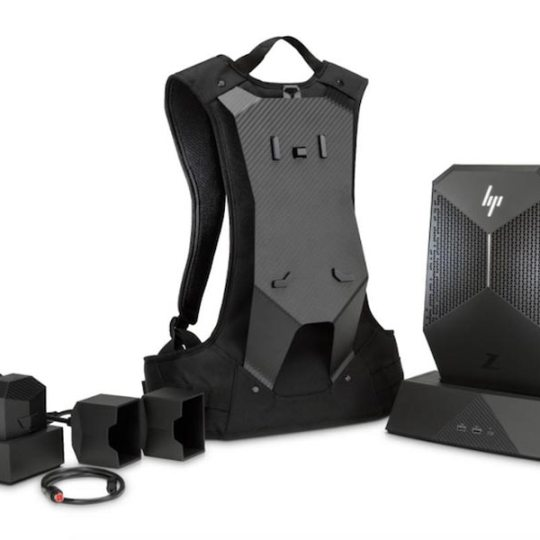 VR Backpack PC Rental - Hartford Technology Rental