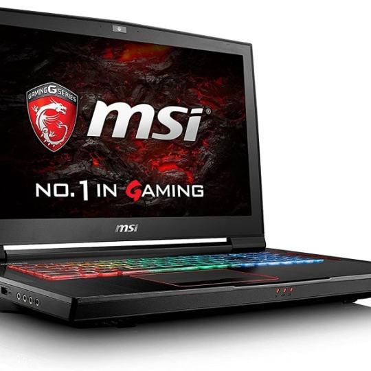 MSI Titan Gaming Laptop Rental - Hartford Technology Rental