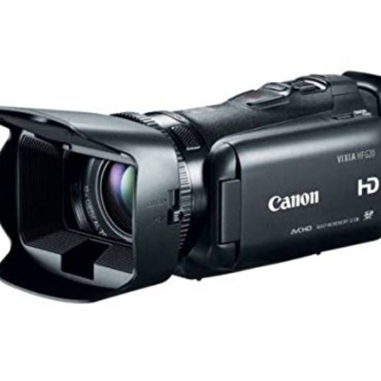 Canon VIXIA HF G20 HD Camcorder Rental | HTR