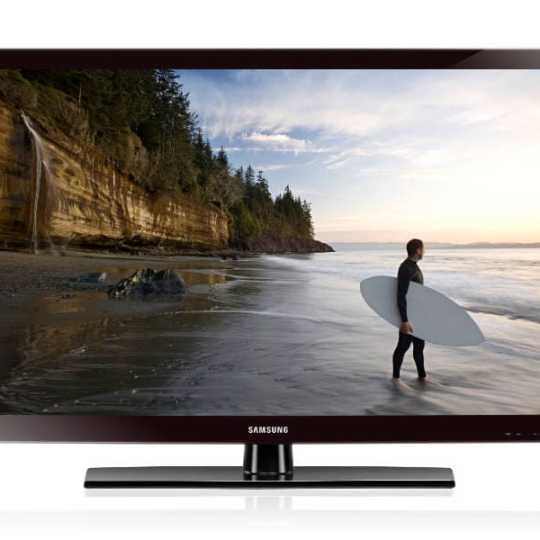 "Samsung 40"" LCD Display 1080p, Comp, (4) HDMI, (2) USB, LAN, Speakers | HTR"