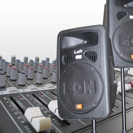 Audio Rentals