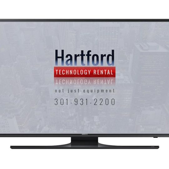 Large 4K Display Rentals