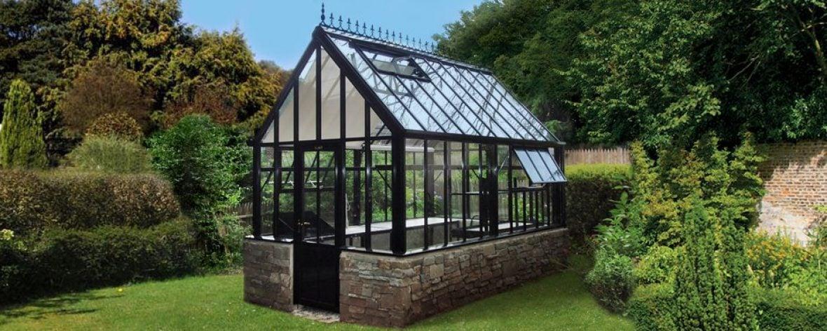 Victorian Classic Glasshouses  Hartley Botanic